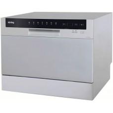 Отдельностоящая посудомоечная машина Korting KDF 2050 S