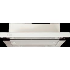 Кухонная вытяжка ELIKOR Интегра GLASS 60Н-400-В2Д нерж/стекло белое