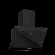 Кухонная вытяжка ELIKOR Коралл 60П-430-К3Д черный/черн.стекло