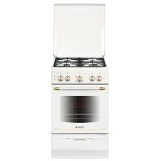 Кухонная плита ГЕФЕСТ ПГ 5100-02 0185 эмал. решётка