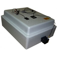"""Инкубатор """"Несушка"""" (64) 104 яица, авт.поворот, цифр. термометр (U=220/12B)"""