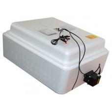 """Инкубатор """"Несушка"""" (76) 77 яиц, авт. поворот, аналоговый терм. (220 B/12 B)"""
