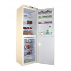 Холодильник DON R-296 BE бежевый мрамор